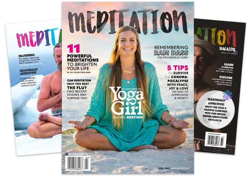 Meditation Magazine Subscription