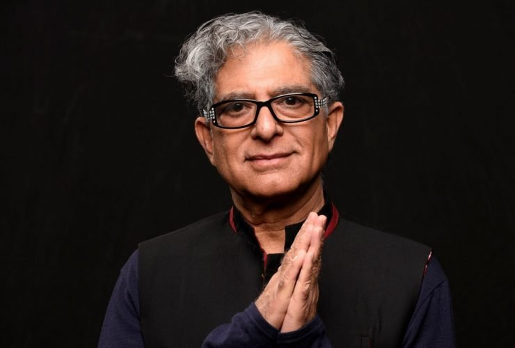 Deepak Chopra EBY love in action