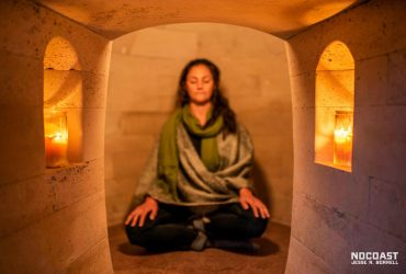 building a meditation temple meditation magazine